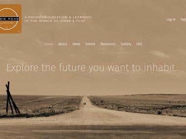Indie Road Junction Website