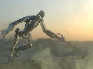 Machine Unleashed: Runner