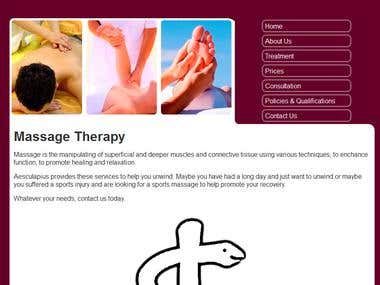 Massage Therapy Newport