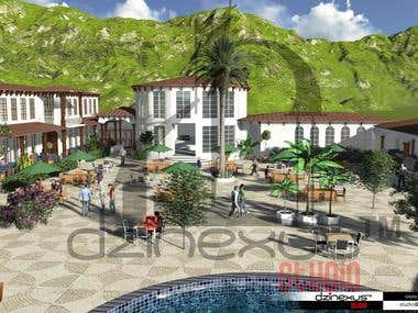 Resort Project at Rajasthan (India)