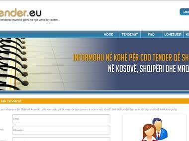 www.utender.eu