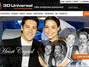 3d Universal