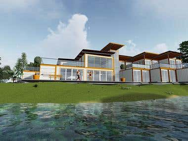 conceptual casa campo
