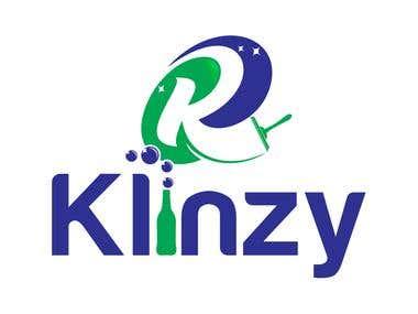 LOGO for Klinzy
