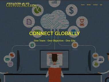 Project Management Site