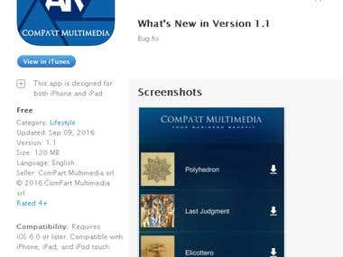 AR Comparta App