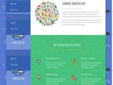 Wordpress Designer for Webpage Project