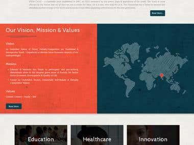 Indiacalls (NGO Website)