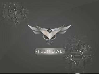 TECH-OWL LOGO