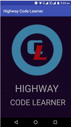 Highway code leaner