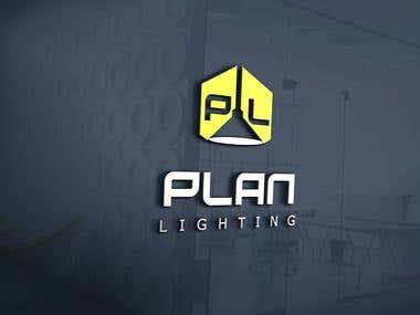Plan Lighting Logo