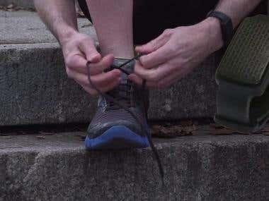 SAFR - wristband Monitor