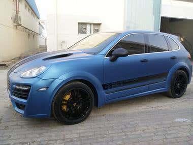 Porsche Design - Project