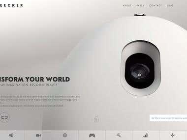 Homepage Revamp