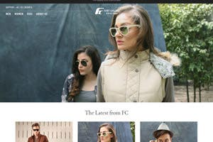 Fort Collins - Leading Brand Ecommerce website for jackets