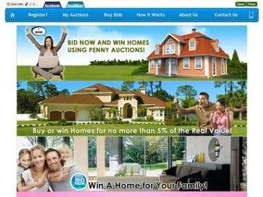 SEO & marketing strategy for Bid Now n win