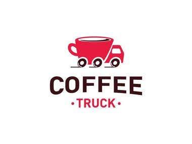 Coffee Truck - Logo design