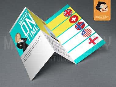 Tri - Fold Brochure