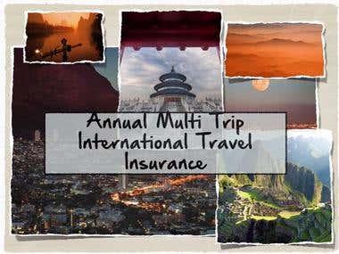 Annual Multi Trip Travel Insurance Video