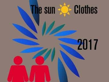 The sun clothes