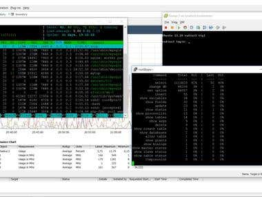 monitoring server