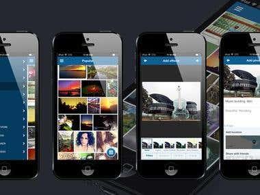 Photo & Video App