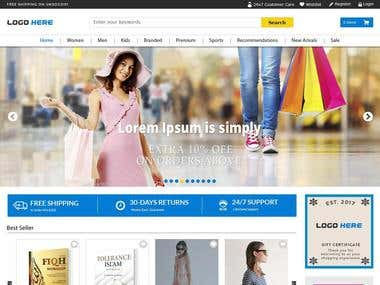 Web designing | Wordpress