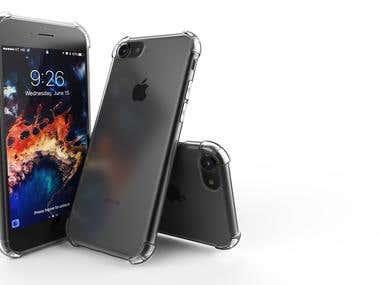Phone Renders for Amazon