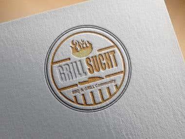 Design a Logo for GrillSucht