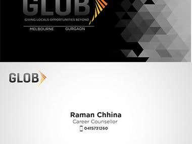 Glob Business Card