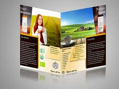 Yanti Coffee Brochure