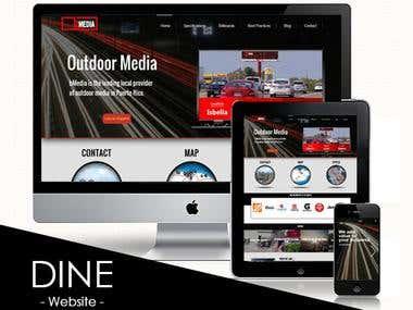 bMedia (Website)