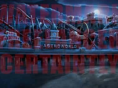AstroWorld Illustration