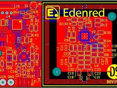 Odometer, RF and NFC
