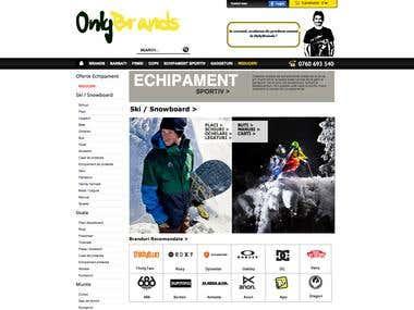 Full eCommerce Online Shop
