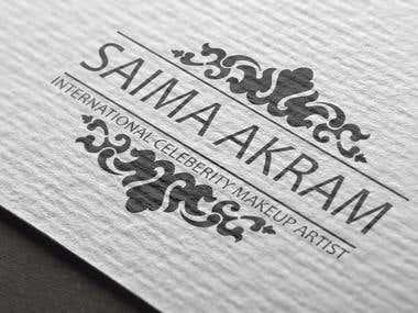 Aima Akram Logo