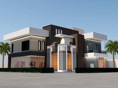 Al Warqa Villa