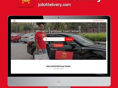 On demand Food Delivery App iPhone/backend
