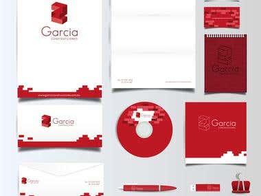 Brand identity ideation and design