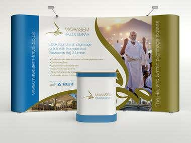 Mawasem Hajj & Umrah - Exhibition Stand