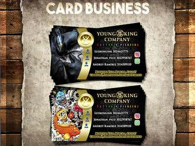 CARD BUSINESS