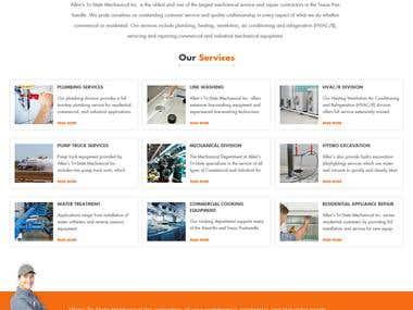 Allen's Tri-State Home Page Design Contest