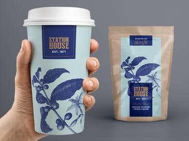Label & Package Design