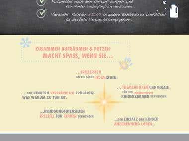 Infografik – Kinderzimmer blitzblank