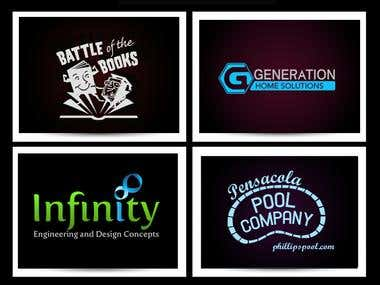 Logo Design & Graphics Design