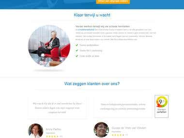 Advance php site