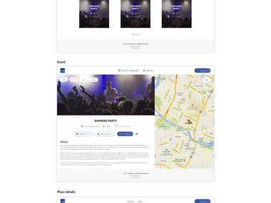 Web, UI/UX Design