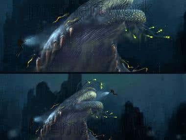 Deep Sea Crawler