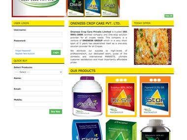 OnenessAsia - Pesticide company