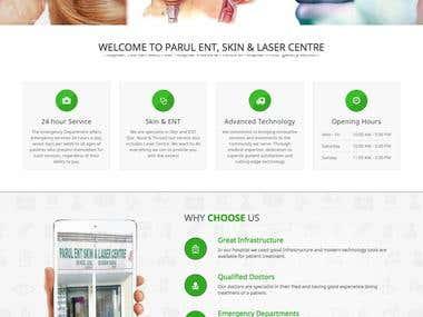 Parul Hospital - ENT & Skin
